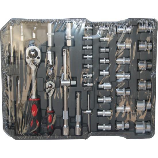 Набор профессиональных инструментов 186 предметов