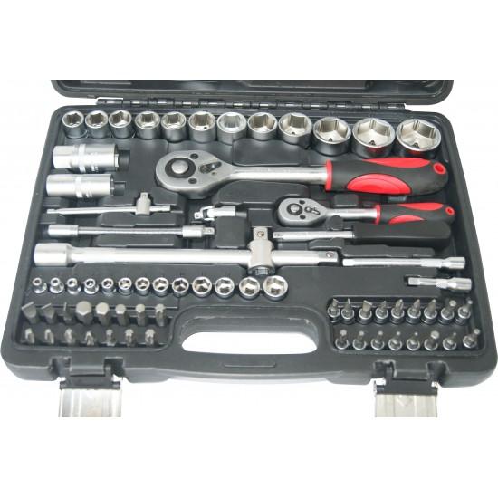 Набор профессиональных инструментов 82 предмета