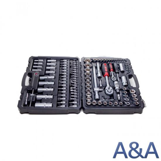 Сервис ключ набор инструмента 108 предметов
