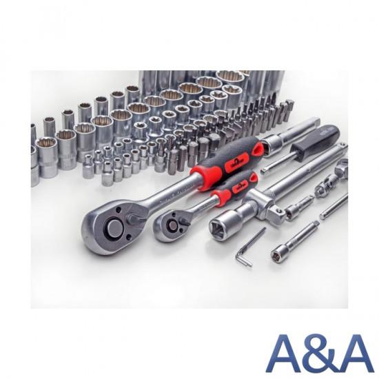 Сервис ключ набор инструмента 108 предметов 12 граней