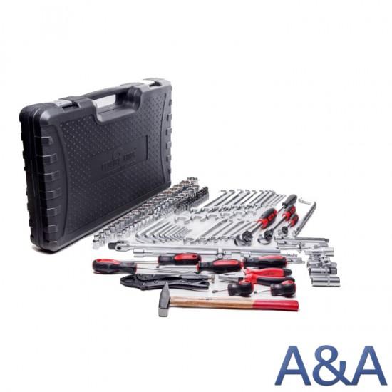 Сервис ключ набор инструмента 142 предмета