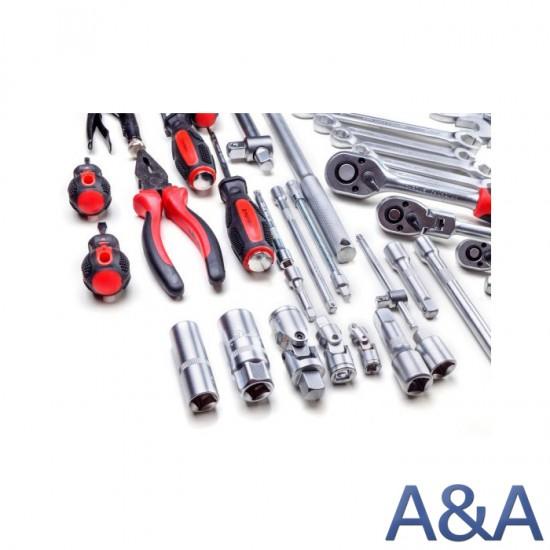 Сервис ключ набор инструмента 142 предмета 12 граней