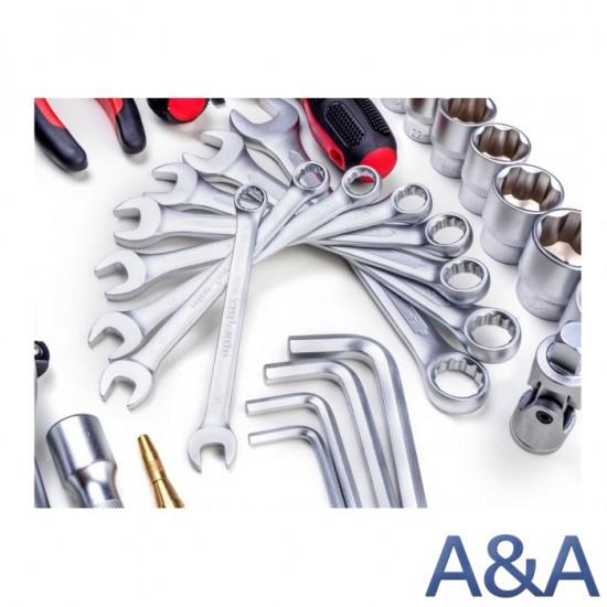 Сервис ключ набор инструмента 45 предметов