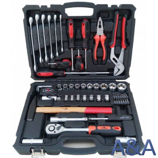 Сервис ключ набор инструментов 56 предметов